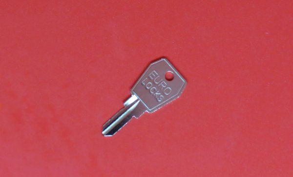 Schlüssel nach Schlüsselnummer, Rohling, Nachschlüssel, Ersatzschlüssel EURO-LOCKS 25000-27000