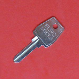 Schlüssel, Nachschlüssel, Rohling, Ersatzschlüssel, Schlüssel nach Schlüsselnummer EURO-LOCKS 44000-47000