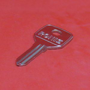 Schlüssel RONIS CC Schlüssel, Nachschlüssel, Ersatzschlüssel nach Schlüsselnummer