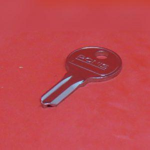 Schlüssel, Ersatzschlüssel, Nachschlüssel, Rohling, Schlüsselnummer RONIS R