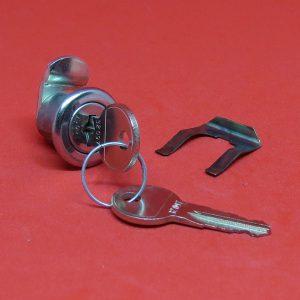 RONIS Hebelschloss 6240-01, Hebelzylinder, Türschloss, Spindschloss, Hebel, Schlüssel, Anbauteile